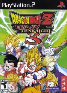Dragon Ball Z Budokai Tenkaichi 3 PS2 Torrent