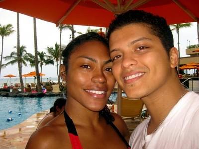 Bruno Mars Girlfriend Chanel Malvar - Celebrities ...