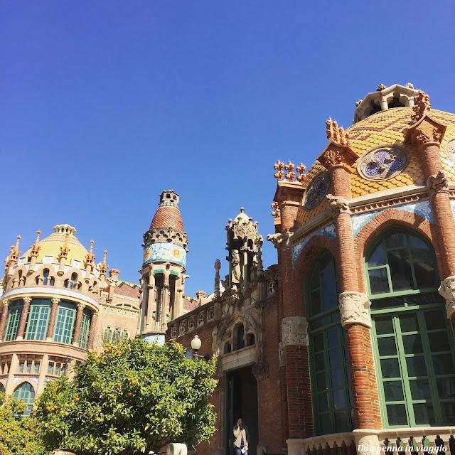 Recinte Modernista San Pau Che cosa vedere Barcellona