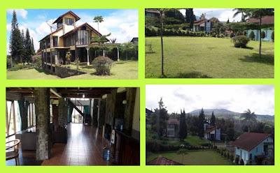 Villa Kencana Istana Bunga Lembang