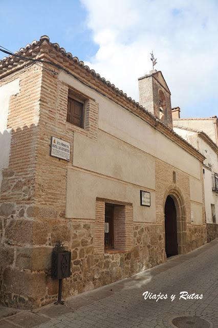 Hospital de San Juan Bautista de Oropesa