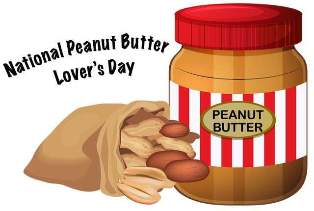 National Peanut Butter Lover's Day Wishes Pics