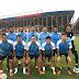 El Club Ciudad de Bolívar jugó un amistoso ante la reserva de San Lorenzo