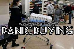 Fenomena Panic Buying
