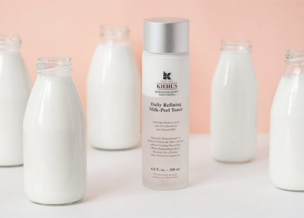 Daily Refining Milk Peel Toner de Kielhs