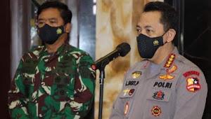 Panglima TNI dan Kapolri berangkat ke Papua