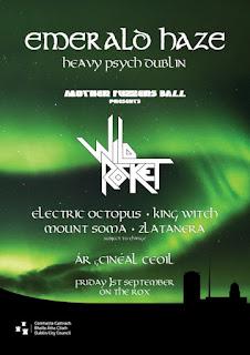 Emerald Haze Festival (Dublin 1&2 Sept.)