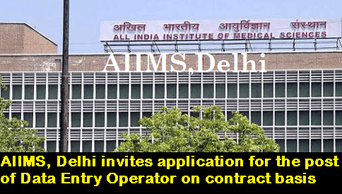 aiims-delhi-invites-application