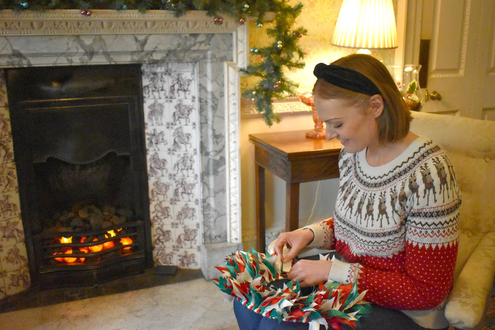 Christmas at Wallington - Christmas Crafts