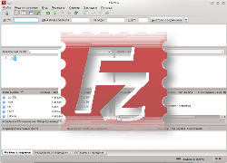 Установка FileZilla