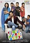 Dil Vil Pyaar Vyaar (2014) Punjabi Movie 400MB DVDrip