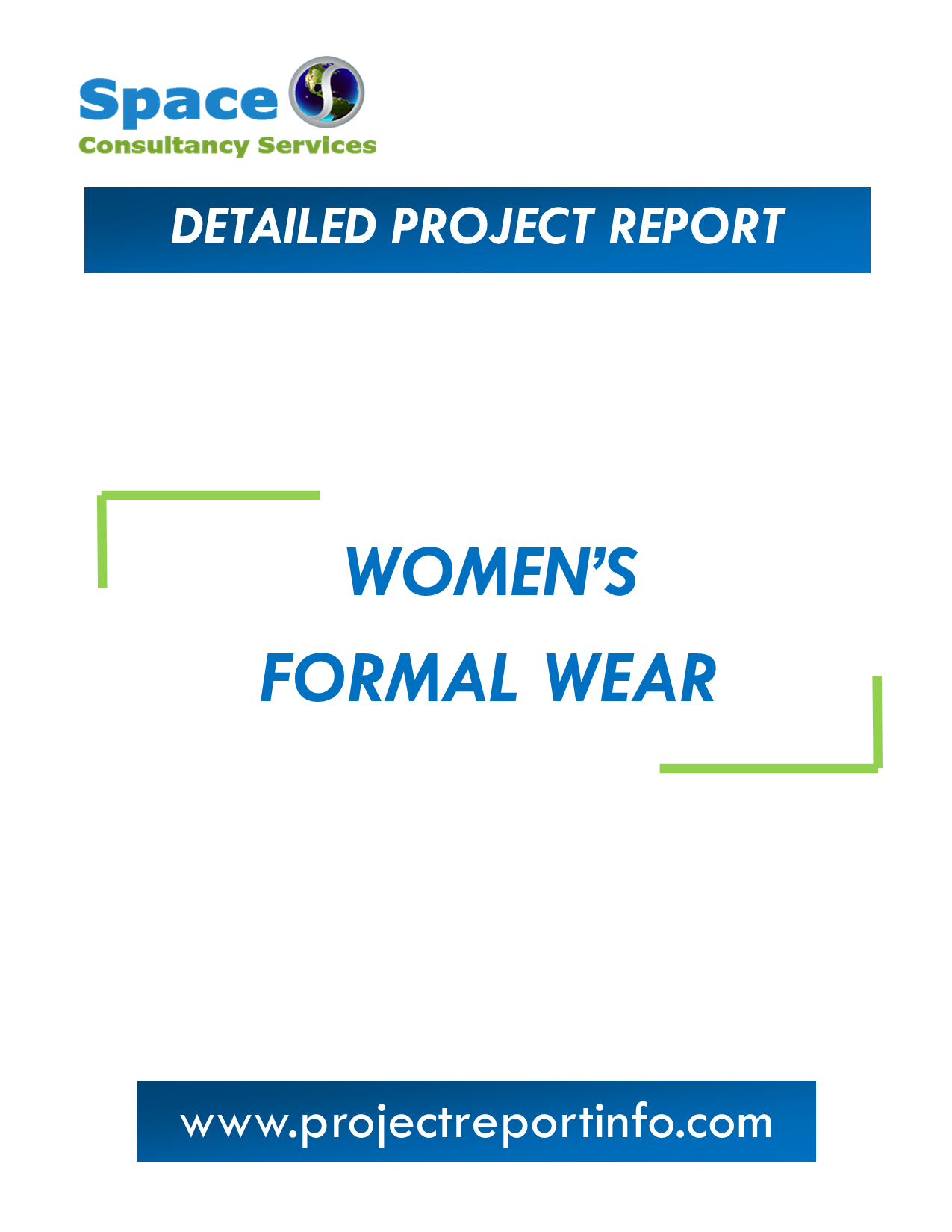 Project Report on Women's Formal Wear Manufacturing