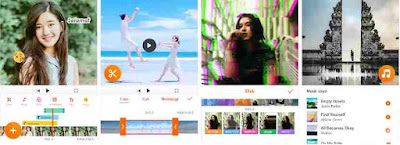 Aplikasi Edit Video Tanpa Watermark  YouCut