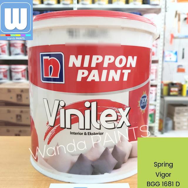 Harga Cat Nippon Paint Bolu Pandan Dan Cat Dasarnya