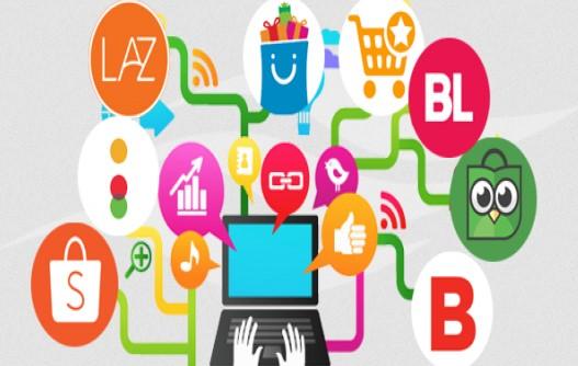 Marketplace salah satu contoh e-commerce