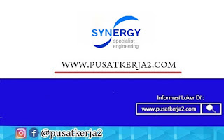 Lowongan Kerja PT Synergy Engineering Desember 2020 Senior Engineers