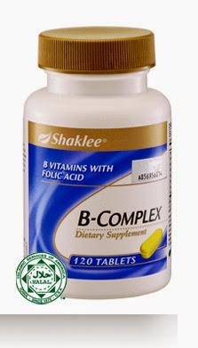 B Complex Shaklee : Alzheimer : Pelupa atau Nyanyuk