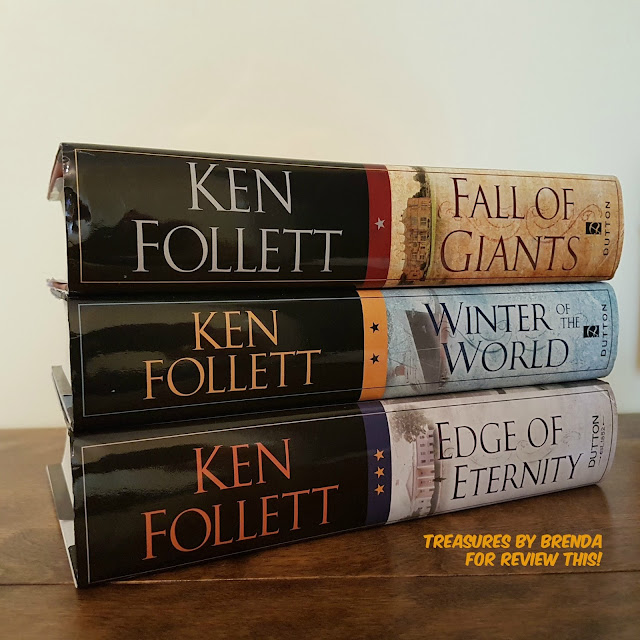 Ken Follett's The Century Trilogy Books Reviewed