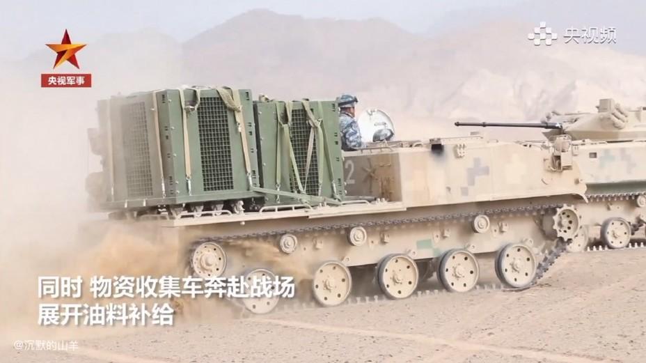 Транспортування вантажів БРЕМ на базі ZBD-03