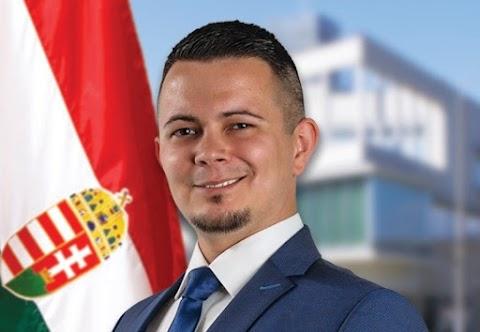 Janiczak Dávid Ózd polgármestere
