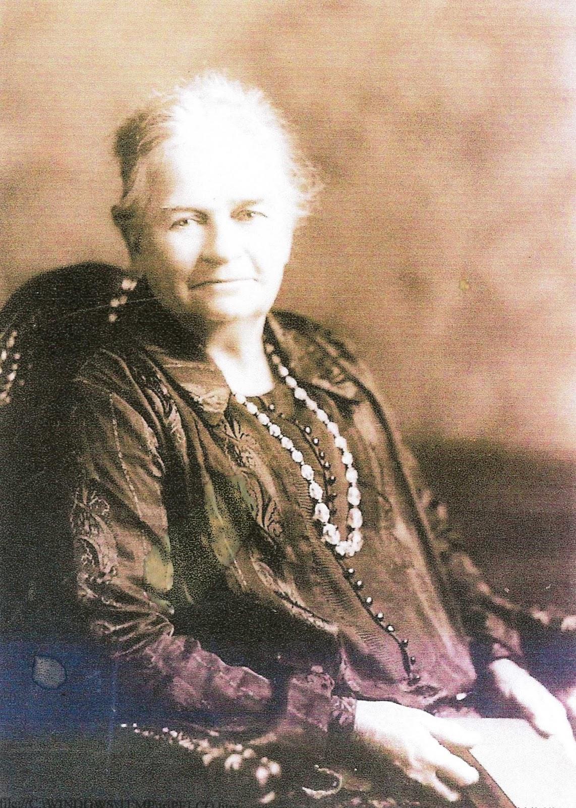 Mary Dibley