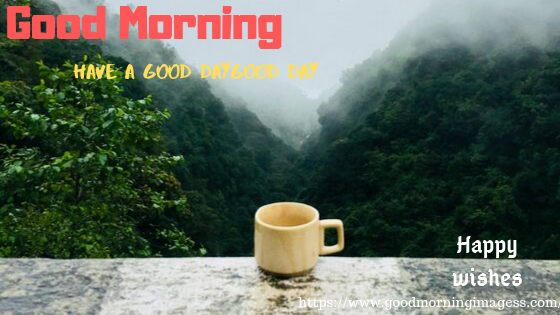 Nice Coffee Cup good Morning Images