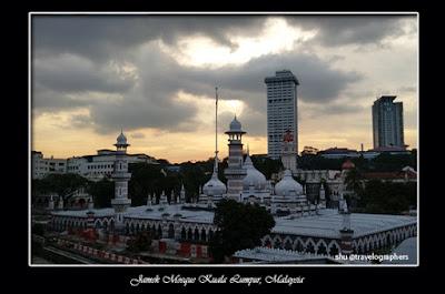 national mosque kuala lumpur, malaysia, jamek mosque, indian mosque, masjid india, masjid jamek, masjid bersejarah kuala lumpur, masjid tertua kuala lumpur