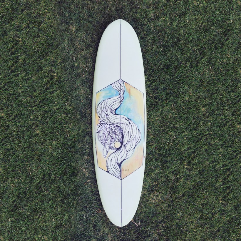 Seea Surfboards Amazing Surfable Works Of Art