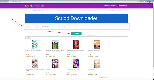 Cara Download File Scribd Dengan Mudah dan Gratis! - Maulnotes.com