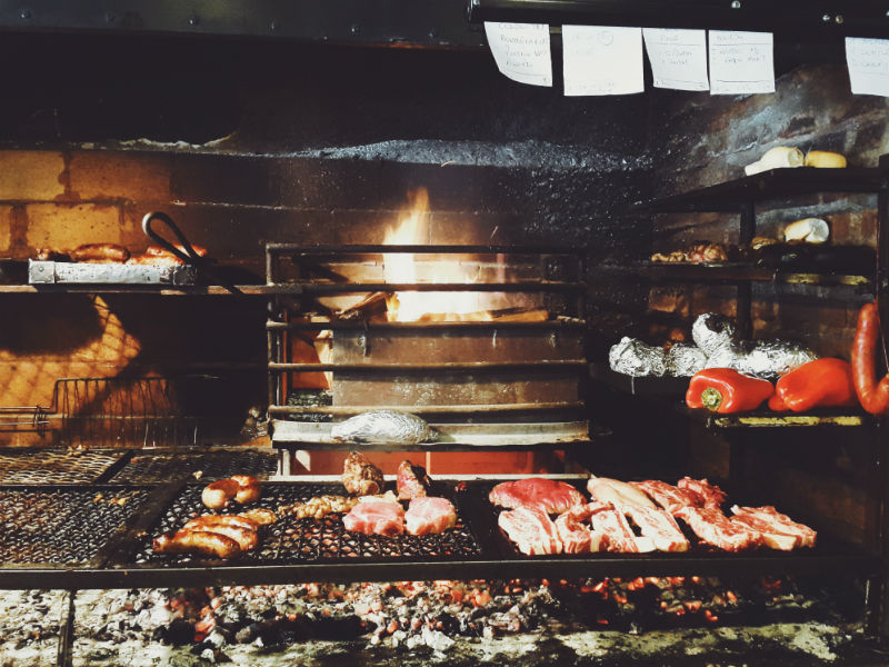 Onde comer carne em Montevidéu
