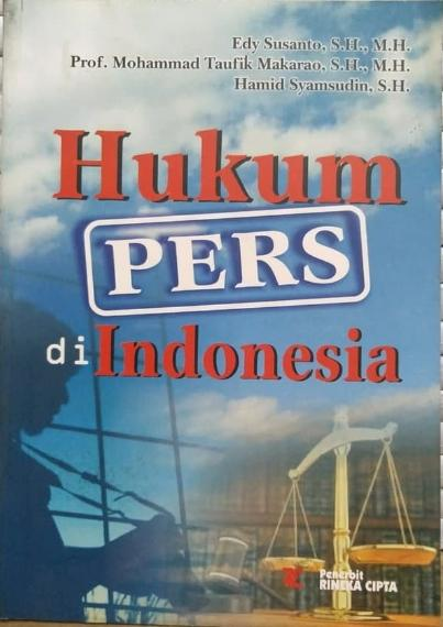 Resensi Buku Hukum Pers Di Indonesia