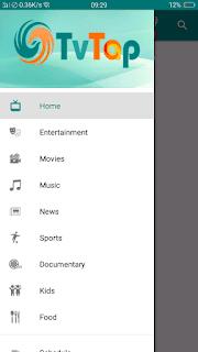 TV Tap - screenshot 1