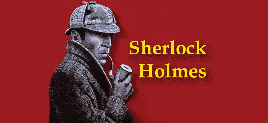Imagem de: Coleção de Livros de Sherlock Holmes para Baixar Grátis