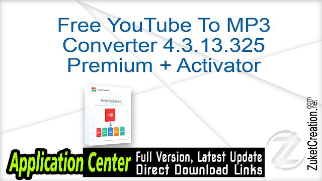 Key free youtube download premium Free YouTube