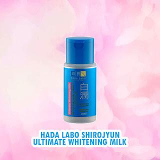 Hada Labo Shirojyun Ultimate Whitening Milk