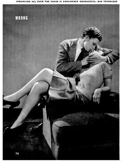 Revista Life ensinou jovens a beijar em publicação veiculada em 1942