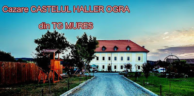 pareri impresii CASTELUL HALLER OGRA din Targu Mures