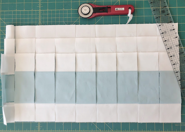 Strip Piecing quilt