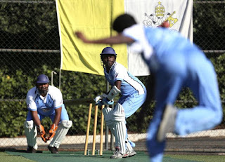 Che bestialità vietare il cricket nei parchi italiani!