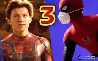 Spider-Man 3: Tom Holland Shares First Photo From Set