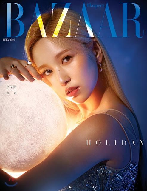 Twice Harpers Bazaar
