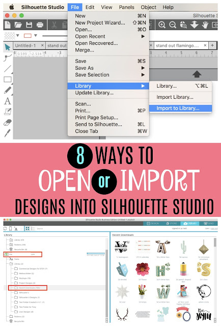 silhouette cameo tutorial for beginners, how to use silhouette studio, studio, silhouette studio, silhouettestudio