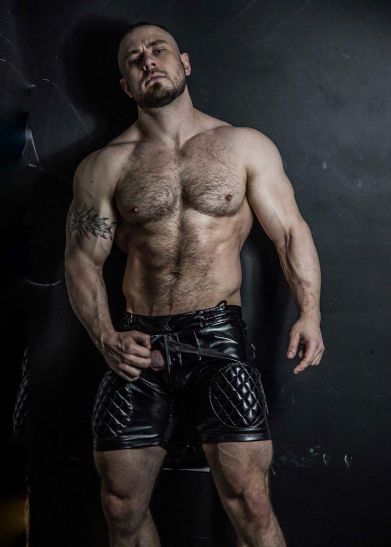 NAVYFUCKER: Austrian Strongman Gerald Gschiel
