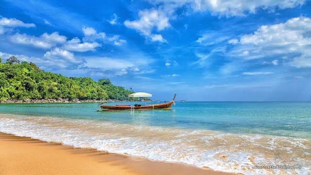 3. Khao Lak in Thailand