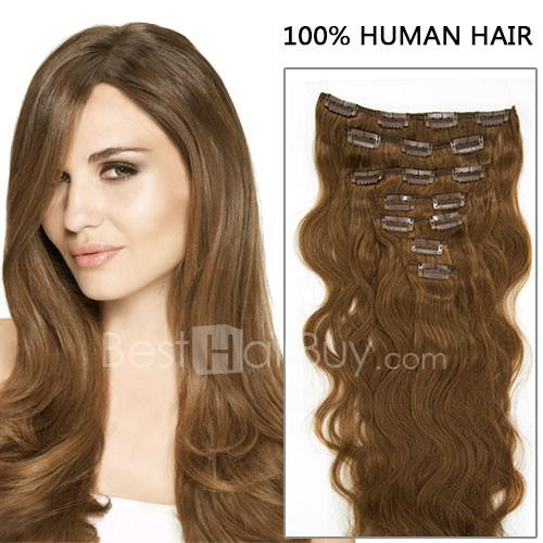 http://www.besthairbuy.com/16-inch-7pcs-bouncy-body-wavy-clip-in-remy-hair-extensions-70g-8-light-brown.htm