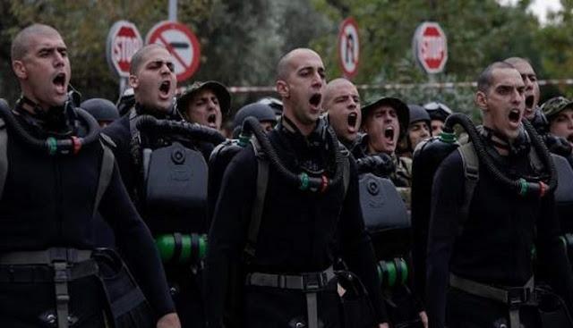 Με διαταγή το λιμενικό απαγορεύει την απαγγελία ύμνων στην παρέλαση