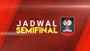 Jadwal Lengkap Semifinal Piala Menpora 2021