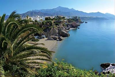 Nerja, Balkon Eropa Dari Provinsi Malaga Spanyol