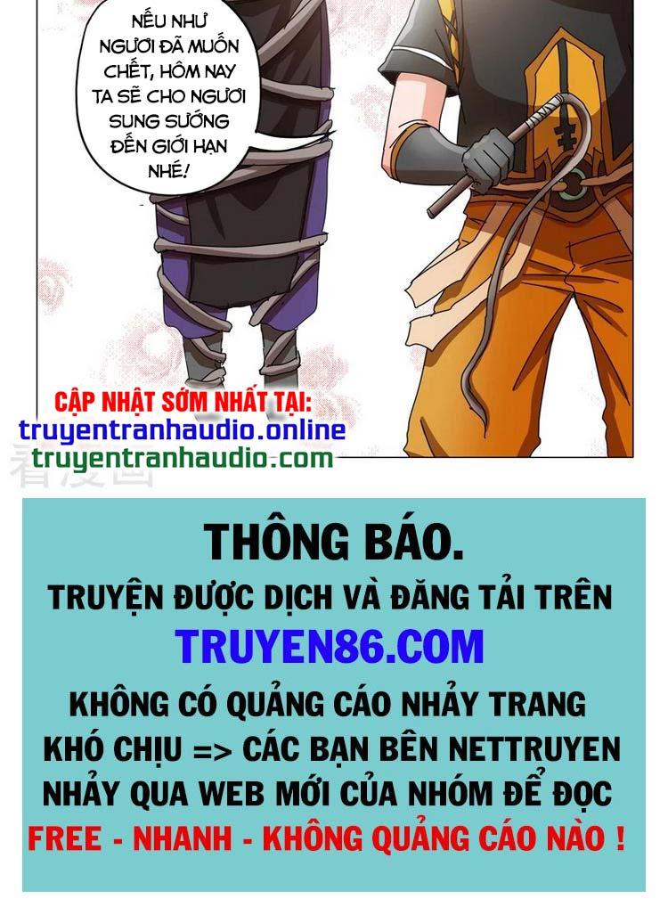 Võ Thần Chúa Tể Chương 533 - Vcomic.net