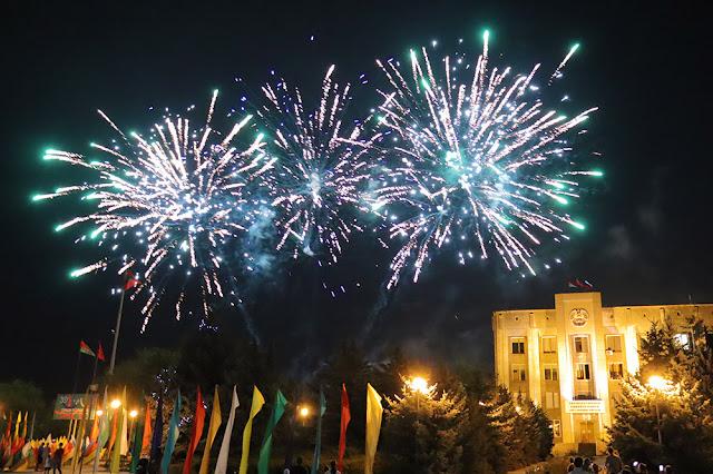 30 лет ПМР в Дубоссарах